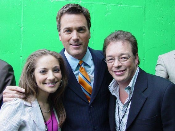 Lori, Michael W. Smith and Anthony